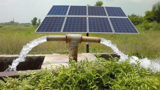 Solar Pompa